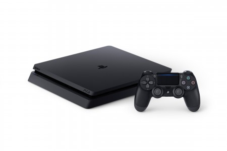 Playstation 4 Slim 500 GB  - foto principal 8