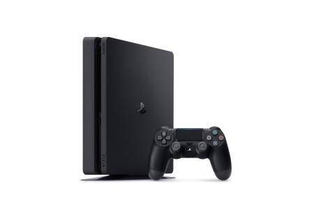 Playstation 4 Slim 500 GB  - foto principal 4