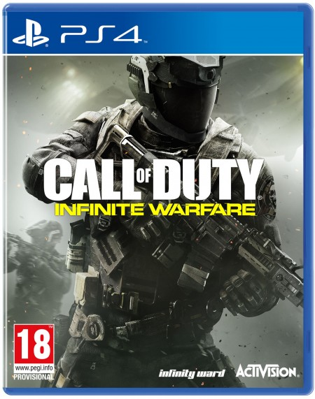 Call of Duty®: Infinite Warfare - PS4  - foto principal 1