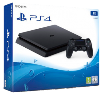 Playstation 4 Slim Com HD 1000 GB
