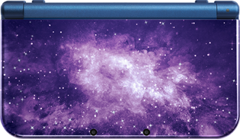 New Nintendo 3DS XL Galaxy Style  - foto 5