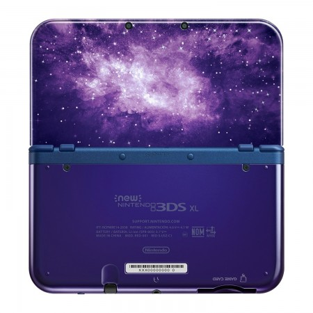 New Nintendo 3DS XL Galaxy Style  - foto principal 3