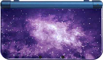 New Nintendo 3DS XL Galaxy Style  - foto principal 2