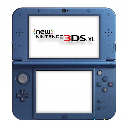 New Nintendo 3DS XL Galaxy Style  - foto principal 5