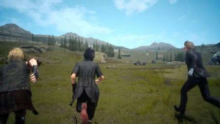 FINAL FANTASY XV - PS4  - foto principal 5