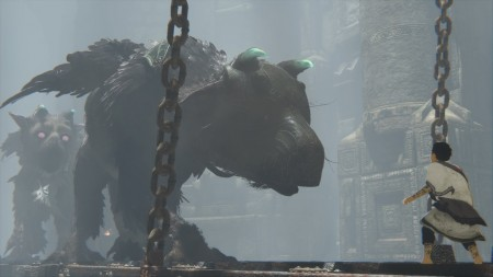 The Last Guardian - PS4  - foto principal 2