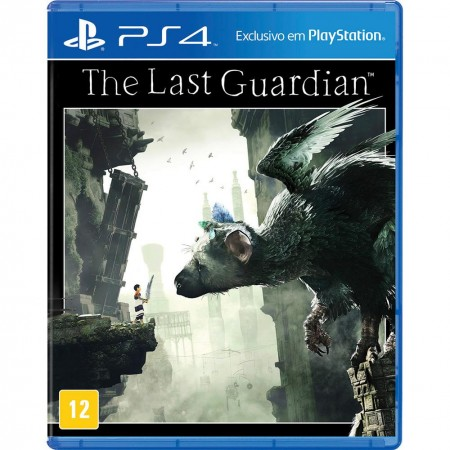 The Last Guardian - PS4  - foto principal 1