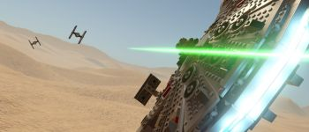 LEGO Star Wars : The Force Awakens - PS4  - foto 10