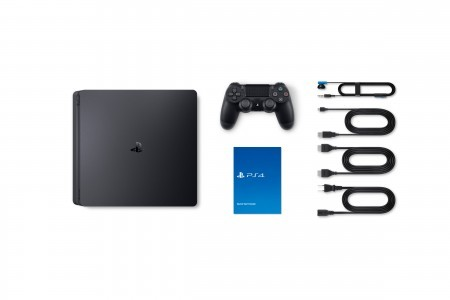 Playstation 4 Slim 500 GB com Jogo Call of Duty  - foto principal 8