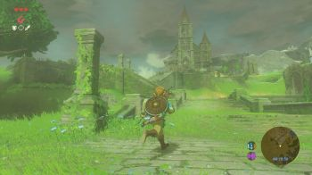 The Legend of Zelda: Breath of the Wild - Wii U Seminovo  - foto 10
