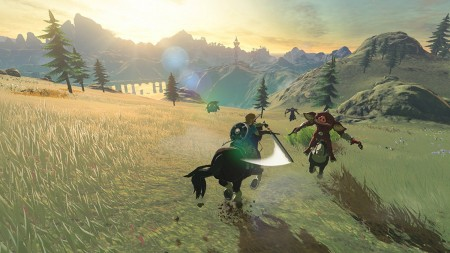 The Legend of Zelda: Breath of the Wild - Wii U Seminovo  - foto principal 8