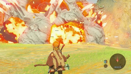 The Legend of Zelda: Breath of the Wild - Wii U Seminovo  - foto principal 9