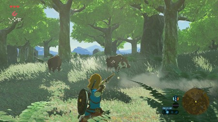 The Legend of Zelda: Breath of the Wild - Wii U Seminovo  - foto principal 7