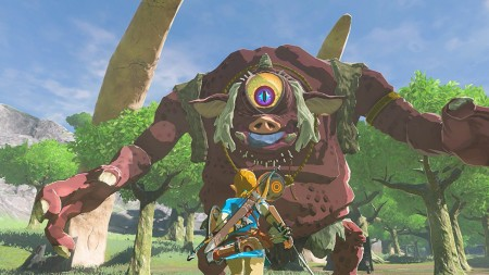 The Legend of Zelda: Breath of the Wild - Wii U Seminovo  - foto principal 4