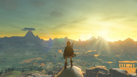 The Legend of Zelda: Breath of the Wild - Wii U Seminovo  - foto principal 2