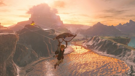 The Legend of Zelda: Breath of the Wild - Wii U Seminovo  - foto principal 3