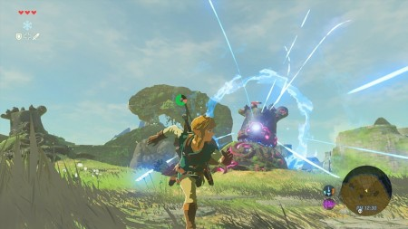The Legend of Zelda: Breath of the Wild - Wii U Seminovo  - foto principal 6