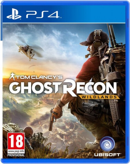 Ghost Recon Wildlands - PS4  - foto principal 1
