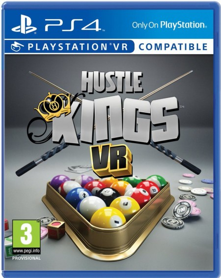 Hustle Kings - VR  - foto principal 1