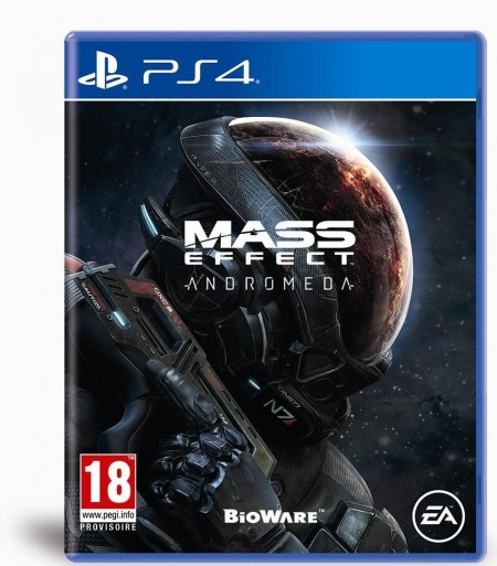 Mass Effect: Andromeda - PS4  - foto principal 1