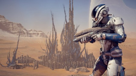 Mass Effect: Andromeda - PS4  - foto principal 3