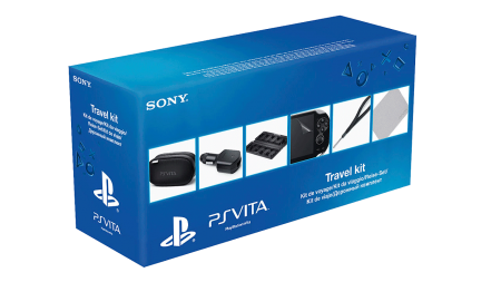 Travel Kit PS Vita  - foto principal 1