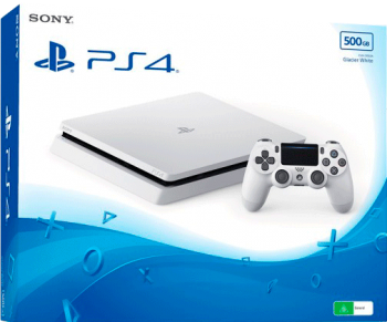 Playstation 4 Slim 500 GB Branco