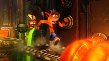 Crash Bandicoot N. Sane Trilogy - PS4  - foto principal 8