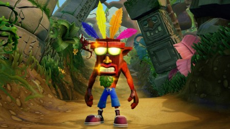 Crash Bandicoot N. Sane Trilogy - PS4  - foto principal 5