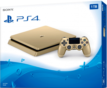 Playstation 4 Slim Gold HD 1000 GB