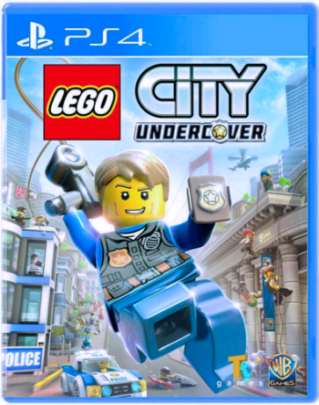 LEGO City Undercover - PS4  - foto 10