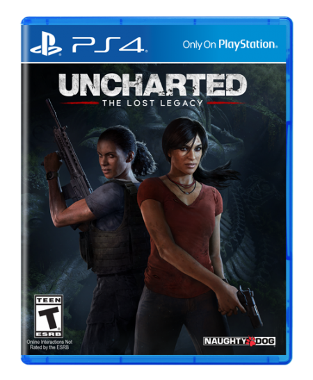 UNCHARTED: The Lost Legacy - PS4  - foto principal 1