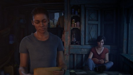UNCHARTED: The Lost Legacy - PS4  - foto principal 3