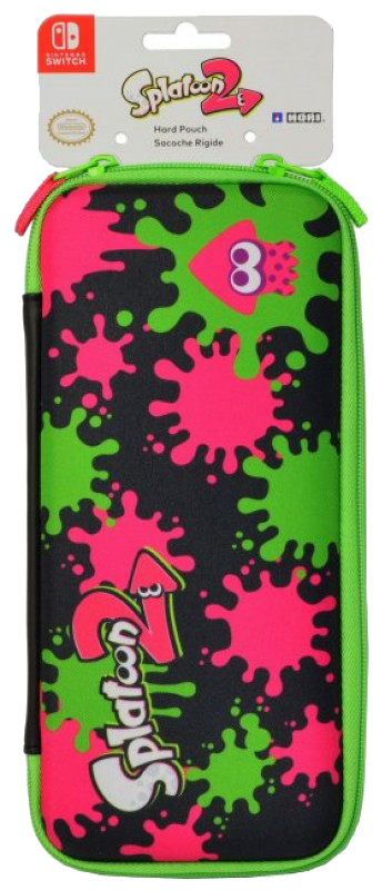 Nintendo Switch case Hard Pouch Splatoon 2