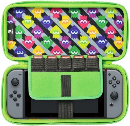 Nintendo Switch case Hard Pouch Splatoon 2  - foto principal 3