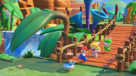 Mario + Rabbids Kingdom Battle - Nintendo Switch  - foto principal 7
