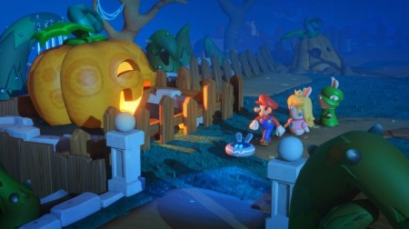 Mario + Rabbids Kingdom Battle - Nintendo Switch  - foto principal 6