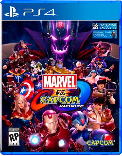 Marvel vs. Capcom Infinite - PS4  - foto principal 1