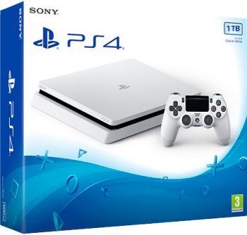 Playstation 4 Slim 1TB Branco