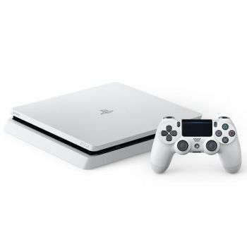 Playstation 4 Slim 1TB Branco  - foto 5