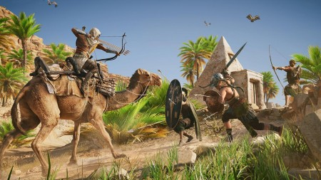 Assassins Creed Origins - PS4  - foto principal 4