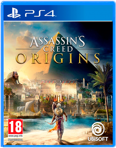 Assassins Creed Origins - PS4  - foto principal 1