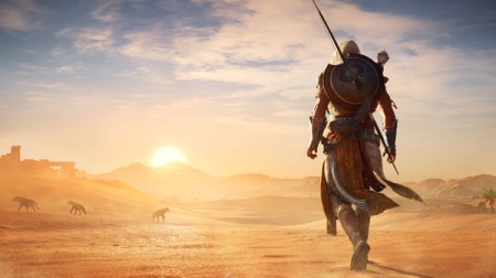Assassins Creed Origins - PS4  - foto principal 5