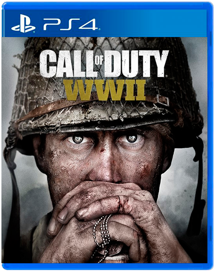 Call of Duty WWII - PS4  - foto principal 1