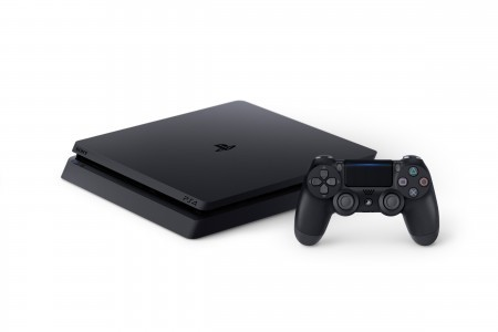 Playstation 4 Slim 500 GB+3 Jogos  - foto principal 4