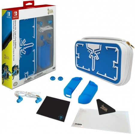 Nintendo Switch Starter Kit Link Tunic Edition  - foto principal 6