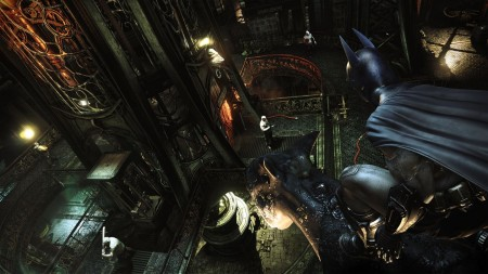 Batman Return to Arkham com vídeo Blu-Ray - PS4  - foto principal 7