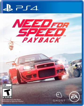 Need for Speed Payback - PS4  - foto principal 1
