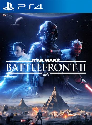 Star Wars Battlefront II - Star Wars - PS4