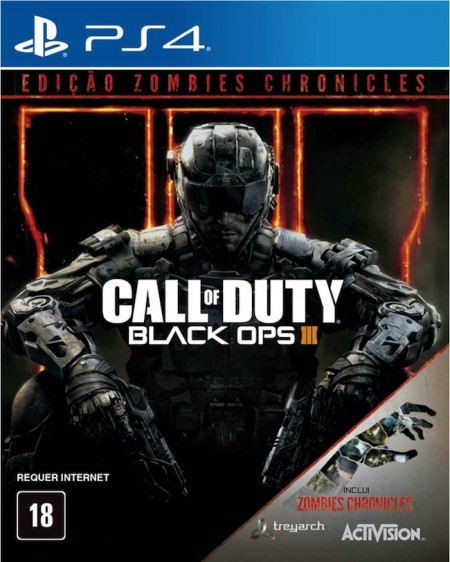 Call of Duty Black Ops III: Zombies Chronicles -PS4  - foto principal 1